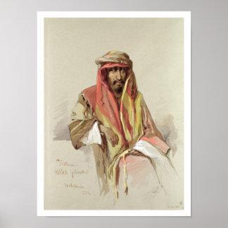 Trehem - from Babylonia, 1854 Posters