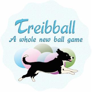 Treibball Fotoescultura Vertical