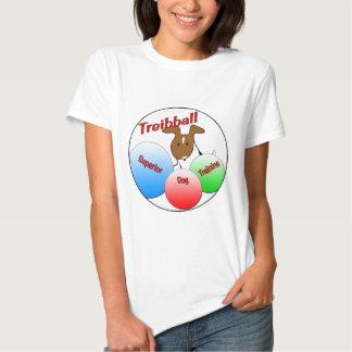 Treibball Logo2 SDT.png T-Shirt