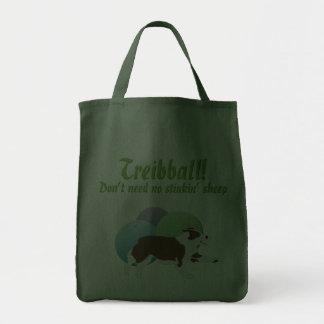 Treibball - no necesite ninguna oveja de Stink'n Bolsa Tela Para La Compra