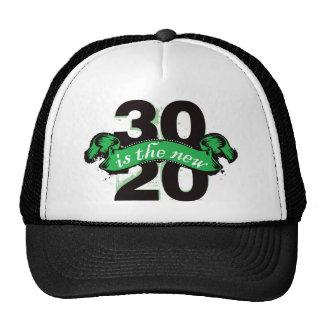 Treinta es los nuevos veinte - verde gorra