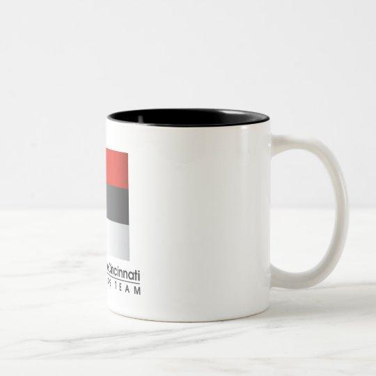Trek Store Cincinnati Cycling Team coffee mug