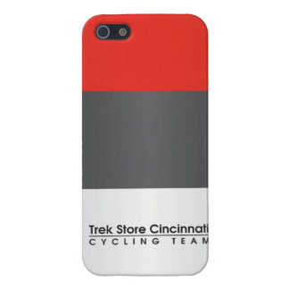 Trek Store Cincinnati Cycling Team iPhone 5 cover