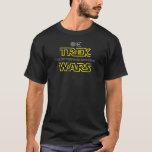 Trek Wars - the enterprise awakens T-Shirt