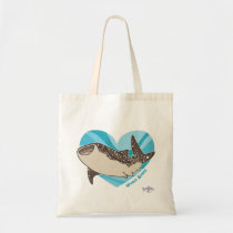 Trek with your Whale Shark Tote Bag