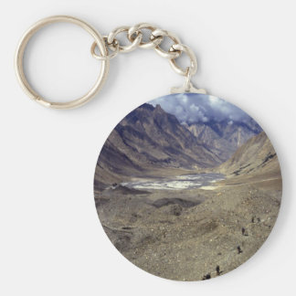 Trekking in the Karakorams, northern Pakistan Keychain