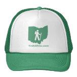 TrekOhio Trucker Hat, Green Trucker Hat