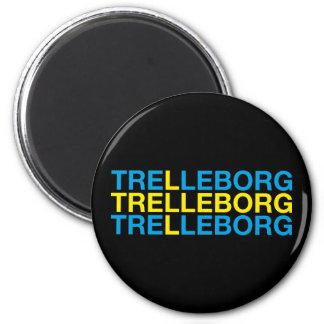 TRELLEBORG 2 INCH ROUND MAGNET