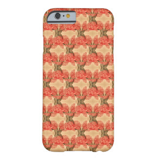 Trellis Cabbage Roses Barely There iPhone 6 Case