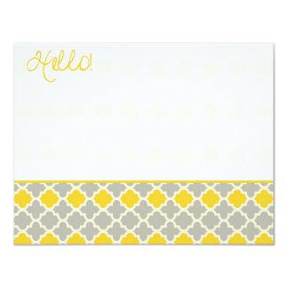 Trellis Note Cards | TWWS