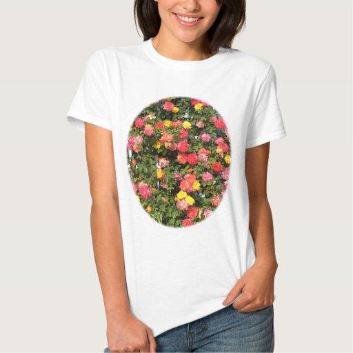 Trellis of Roses T-Shirt
