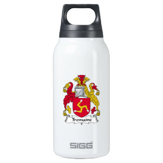 Tremaine Family Crest Thermos Bottle