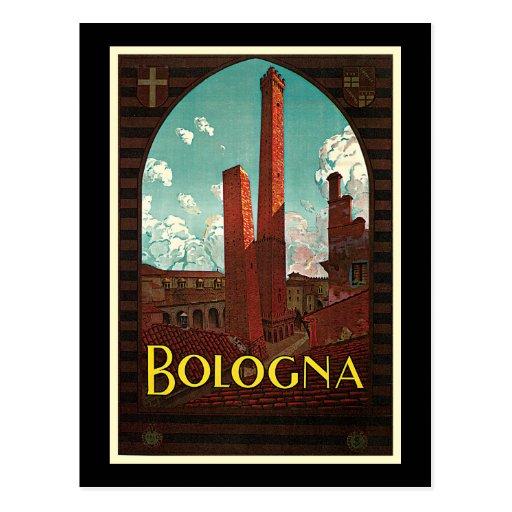 Trematore Bologna Italy Postcard