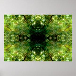 Trembling Leaves #1 Poster