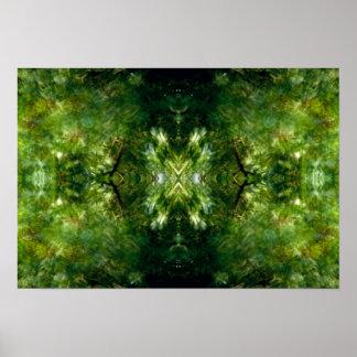 Trembling Leaves #2 Poster