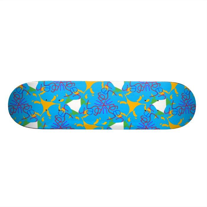 Tremendous Skateboard