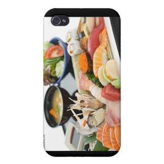Tremendous Sushi Mix Gifts Collectibles iPhone 4/4S Cases