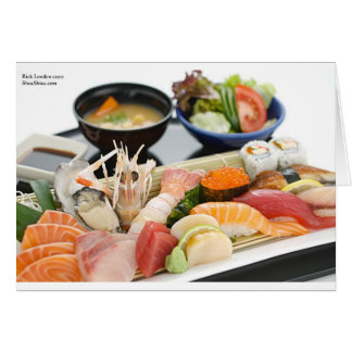 Tremendous Sushi Mix Gifts Tees Collectibles Card