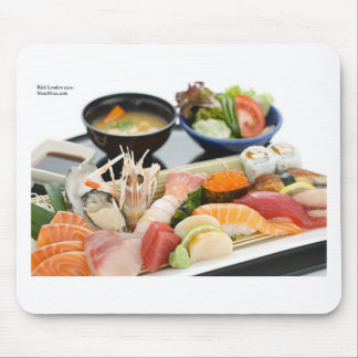 Tremendous Sushi Mix Gifts Tees Collectibles Mousepad