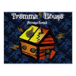 Tremma House Productions Postcard