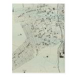 Tremont, granjas de W Tarjeta Postal