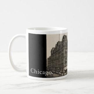 Tremont House, Chicago (C. 1880) Classic White Coffee Mug
