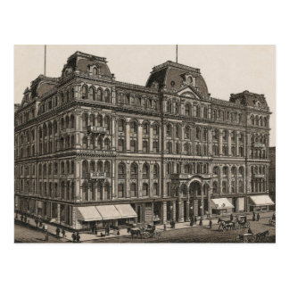 Tremont House, Chicago (c. 1880) Tarjeta Postal