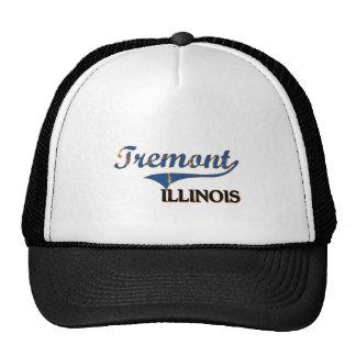 Tremont Illinois City Classic Trucker Hat