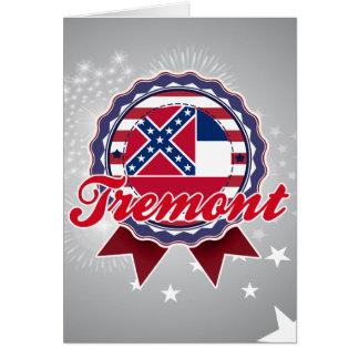 Tremont, ms felicitaciones