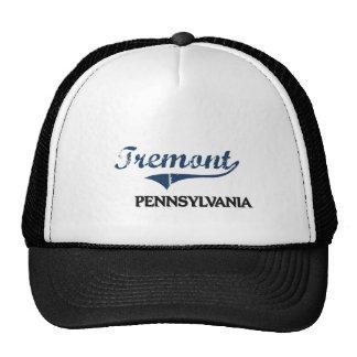 Tremont Pennsylvania City Classic Trucker Hats