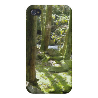 Tremont Trees Speck iphone Case Covers For iPhone 4