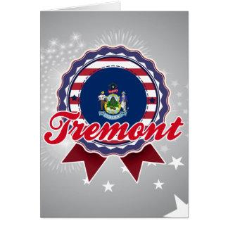 Tremont, YO Felicitaciones