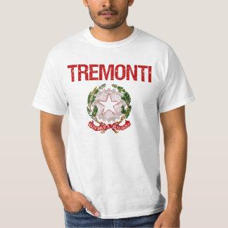 Tremonti Italian Surname T-Shirt