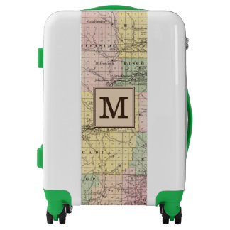 Trempealeau County, Wisconsin | Monogram Luggage