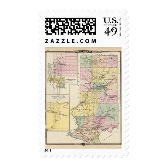 Trempealeau County, Wisconsin Postage