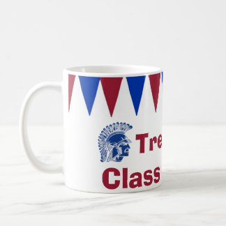 Tremper Class w/bunting MUG Basic White Mug