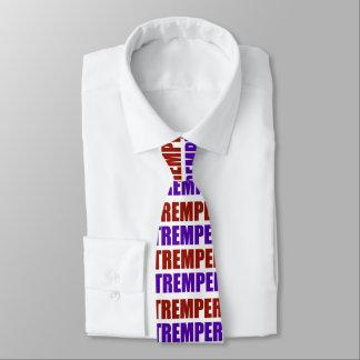 Tremper Red White & Blue Neck Tie
