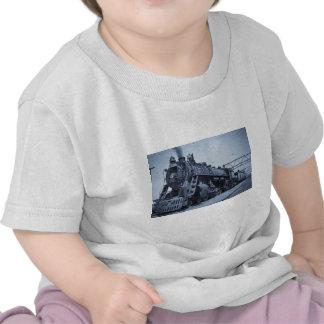 Tren #17 del motor de vapor de GTW #6335 Camiseta
