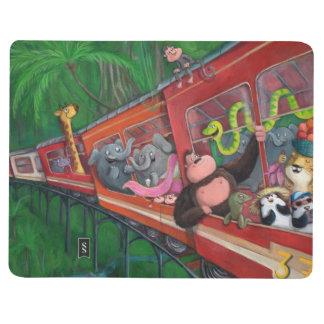 Tren animal de la selva