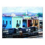 Tren con dos locomotoras Roanoke, VA Comunicados Personales