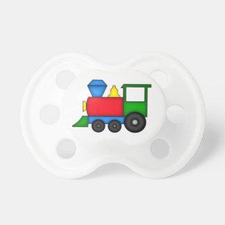 Tren de Choo Choo Chupetes De Bebe