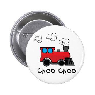 Tren de Choo Choo Pin Redondo 5 Cm