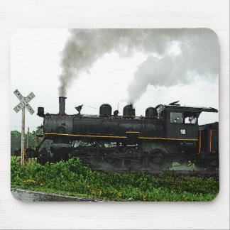 Tren de excursión Mousepad