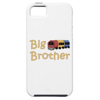 Tren de hermano mayor iPhone 5 carcasas