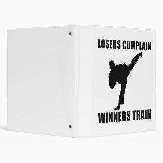 """Tren de los ganadores de los artes marciales carpeta 1"""""""