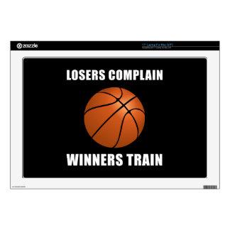 Tren de los ganadores del baloncesto portátil skins