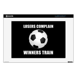 Tren de los ganadores del fútbol portátil skins