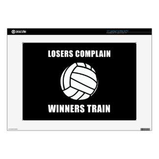Tren de los ganadores del voleibol portátil skins