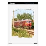 Tren de pasajeros búlgaro iPad 3 pegatina skin