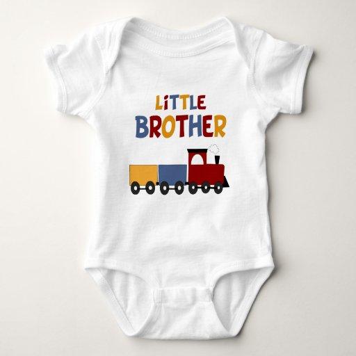 Tren de pequeño Brother Playeras